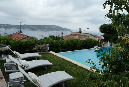 Detached Villa in Cote d'Azur with Panoramic Sea Views - Villefranche-sur-Mer, France