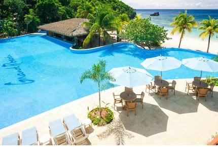 Western Caribbean, Roatan West Bay Beach 3 Bedroom Residence