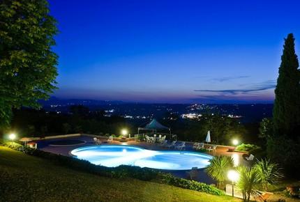 Villa San Pellegrino - Macerata, Italy
