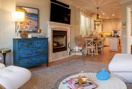 La Jolla Luxury Country Beach Cottage - La Jolla, California
