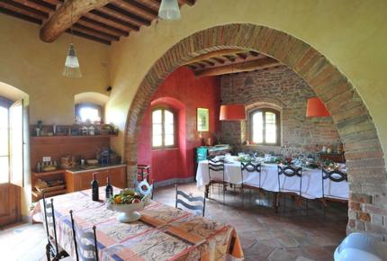 il Granaio - Peccioli, Italy