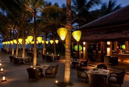 Villa Paradise at Nam Hai Vietnam
