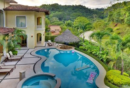 Beautiful Costa Rica Tropical Home
