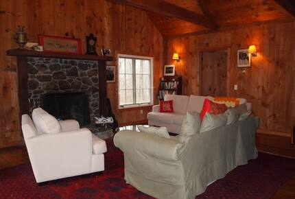 Forest Lodge in the Berkshires