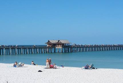 Olde Naples Beach House - Naples, Florida