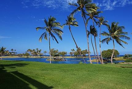 Ocean Front Mauna Lani Terrace - Mauna Lani, Hawaii