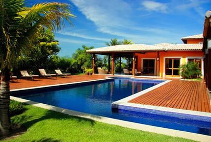 Elegant Terra Vista Villa - Trancoso, Brazil