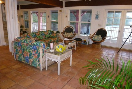 South Sound Luxury Waterfront Villa - South Sound Virgin Gorda, Virgin Islands, British