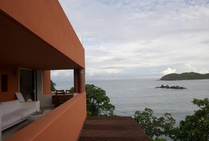 Tropical Seclusion - Ixtapa, Mexico