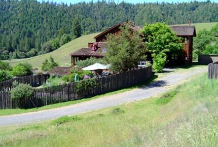 Shambhala Ranch - Heart of Mendocino County, California