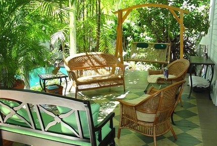 4 Bedroom Gated Key West Home - Key West, Florida