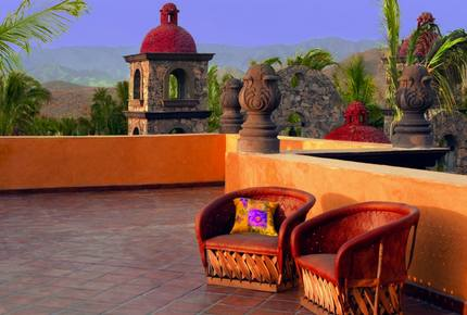 The Hacienda Cerritos Boutique Resort