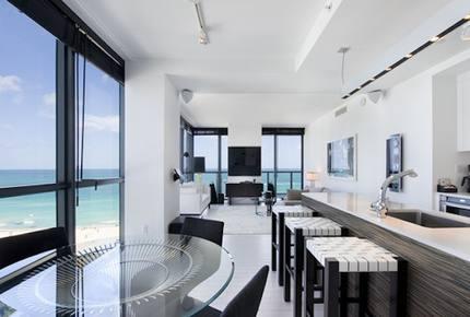 W Hotel Southbeach Residences - Miami Beach-SouthBeach, Florida