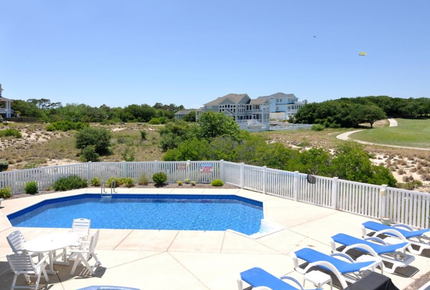 """Pinch Me"" - Corolla, NC Beach and Golf House - Outer Banks"