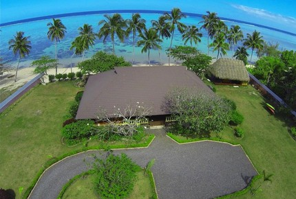 Luxury Villa in French Polynesia