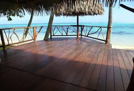 Luxury Villa in French Polynesia