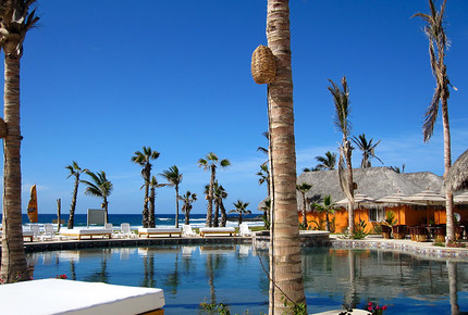 Cerritos Surf Colony Resort/ Private Villa - Todos Santos, Mexico