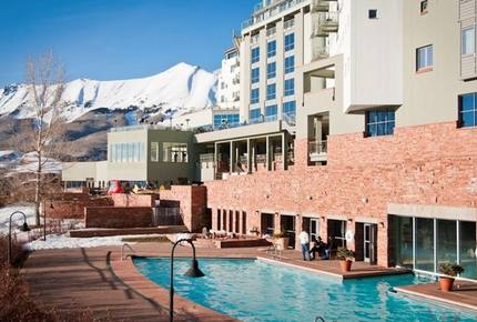 The Castle, The Peaks Resort and Spa - Telluride, Colorado