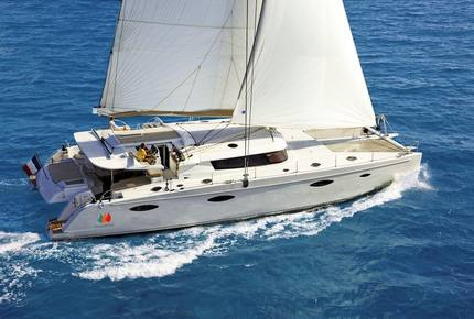 TradeWinds Yacht Cabin for 2 - Guadeloupe Sailing Vacation