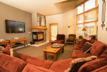 Northstar Club Tahoe 4 Bedroom Villa