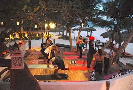 Amansala Eco Chic Resort & Yoga Center - Tulum, Mexico