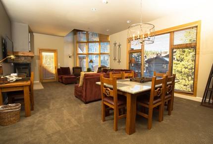 Northstar Club Tahoe 3 Bedroom Villa