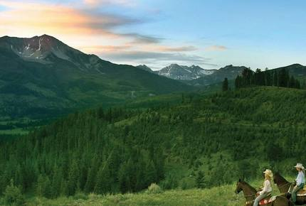 Five Leaf Lodge - Big Sky, Montana