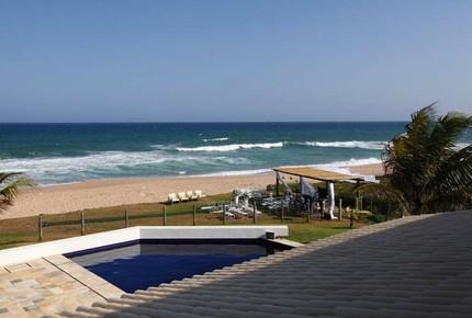 Beach Front Property in Praia dos Lagos - Camaçari, Brazil