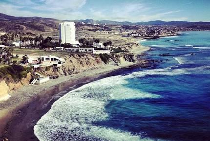 Casa en el Cielo Rosarito, Ocean Front - Rosarito Beach, Mexico