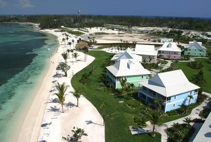 Old Bahama Bay Beachfront, West End Grand Bahama