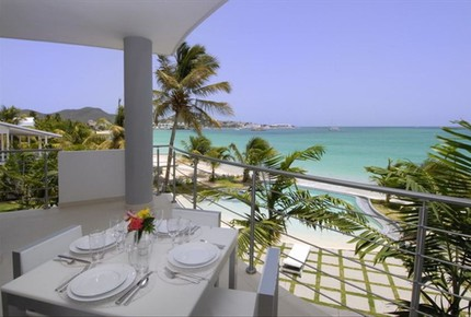 Paradise Found at Las Arenas - Simpson Bay, Sint Maarten, Netherlands Antilles