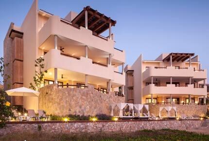 Celeste Beach Residence and Spa - 2 Bedroom Residence - Bahías de Huatulco, Mexico