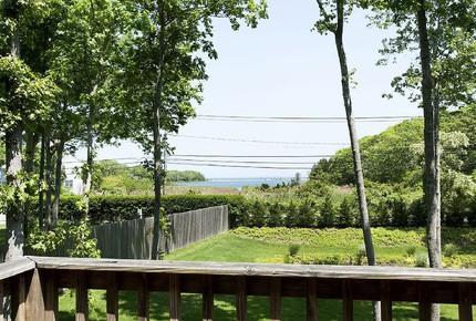 East Hampton Waterview Retreat
