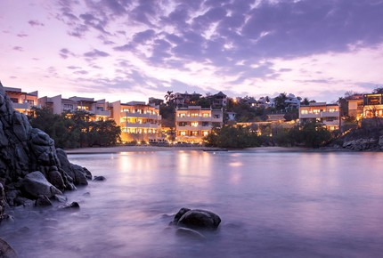 Celeste Beach Residence and Spa, 2 Bedroom Residence - Bahías de Huatulco, Mexico