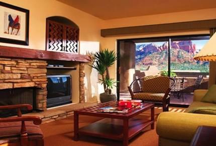 4 Nights at Hyatt Pinon Pointe Resort II - Sedona, Arizona