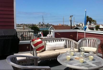 Balboa Island Beach House - Newport Beach, California