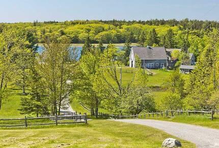 Fox Fields Farm - Bar Harbor, Maine