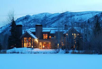 Sun Valley Mountain Estate