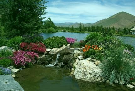 Sun Valley Mountain Estate - Sun Valley (officially Hailey), Idaho