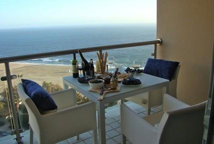 Chic Ocean View Villa