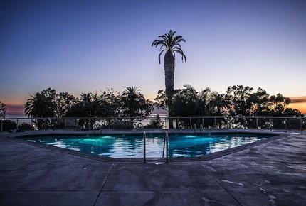 Chic Ocean View Villa - Santa Monica, California