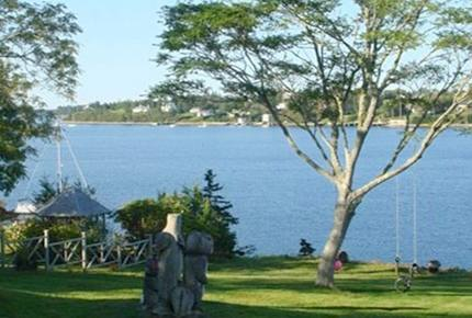 Nova Scotia Ocean Front Villa