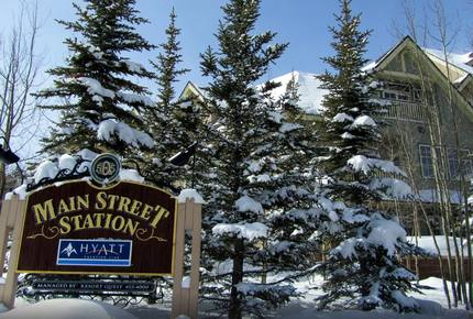 4 Nights at Hyatt Main Street Station - Studio Residence