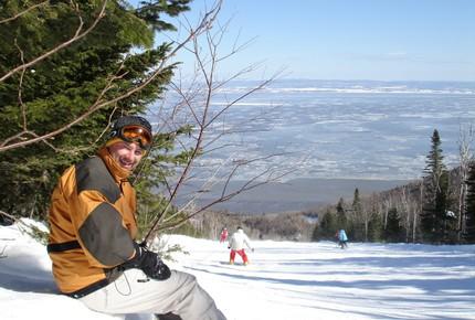 L'Oasis Chalet - Mont Ste-Anne (Quebec City), Canada