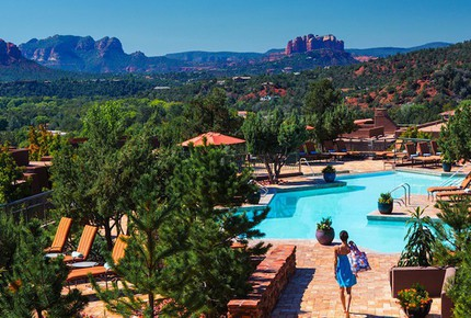 4 Nights at Hyatt Pinon Pointe Resort III - Sedona, Arizona