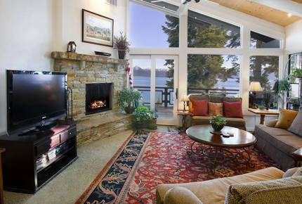 Luxury Tahoe Lakefront