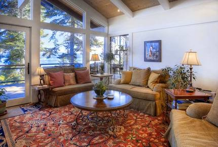 Luxury Tahoe Lakefront