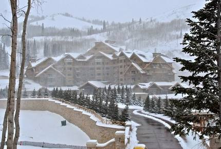 Montage Deer Valley - 3 Bedroom Luxury Residence - Deer Valley, Utah
