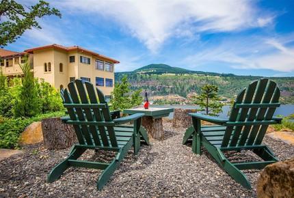 Columbia cliff villas 3 bedroom pinnacle suite hood - 2 bedroom suites portland oregon ...