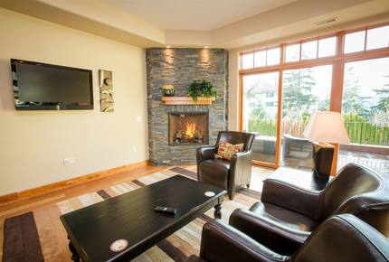 Columbia Cliff Villas - 2 Bedroom Pinnacle Suite - Hood River, Oregon